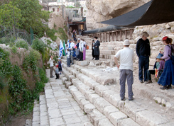 From the City of David to the Western Wall