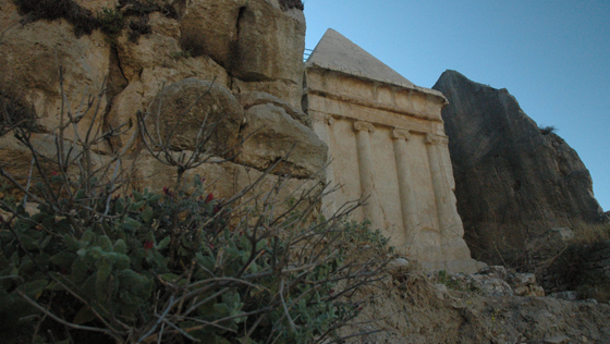 The Kidron Valley