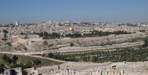 Mount of Olives side
